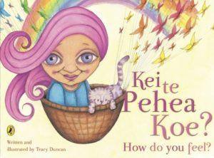Kei te Pēhea Koe? – How do you feel? - book